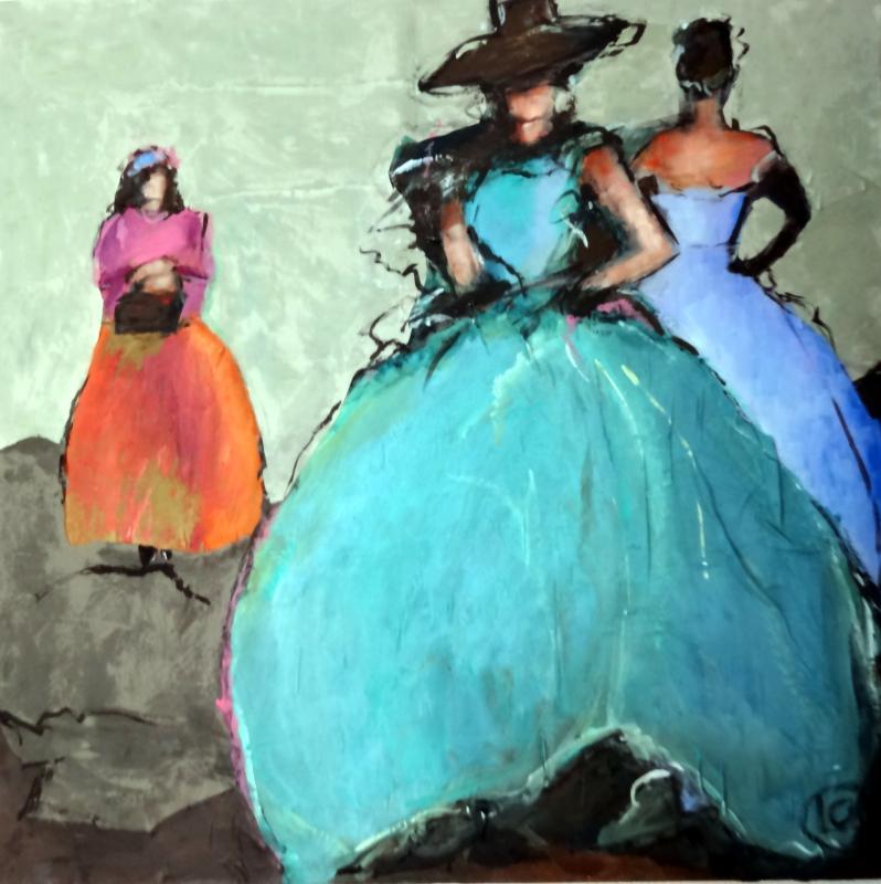 Variations peinture industrielle et textile