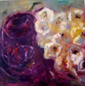 Eglantines et roses
