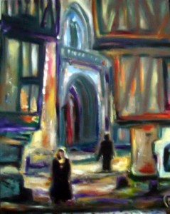 La cathédrale de Vannes